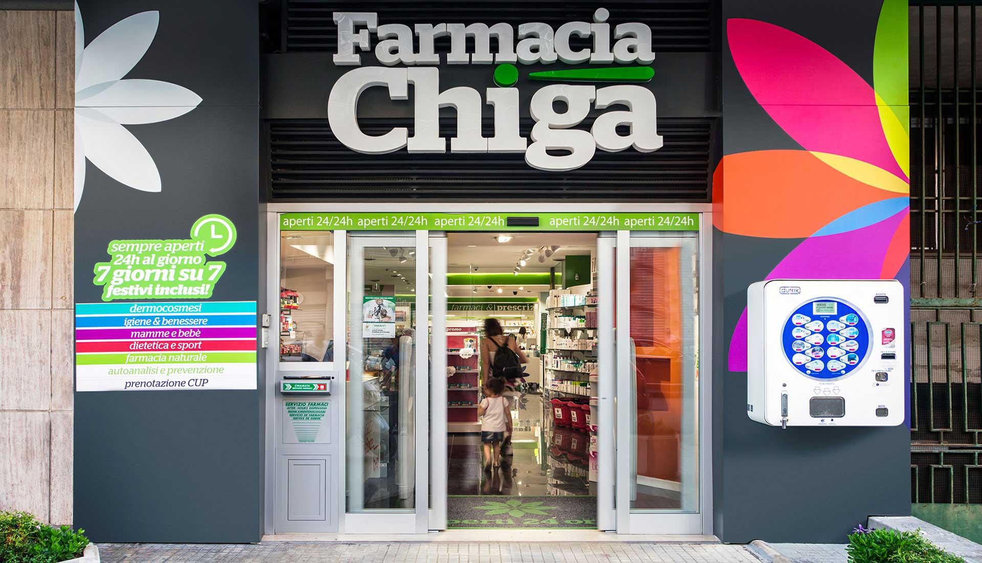 Farmacia Chiga